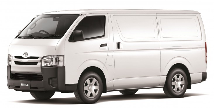 Toyota Hi-Ace tuning review