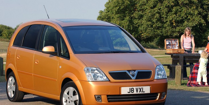 Vauxhall Meriva > 2010 tuning review