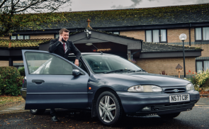 RIP Mondeo man . . . can we have your car?