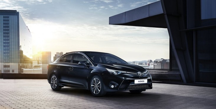 Toyota Avensis 2015 > tuning review