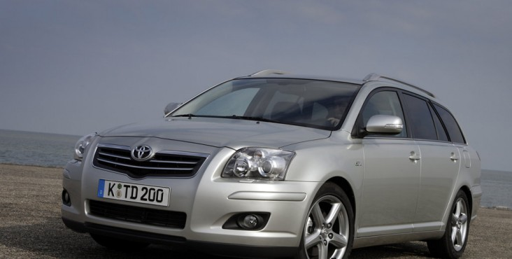 Toyota Avensis > 2014 tuning review