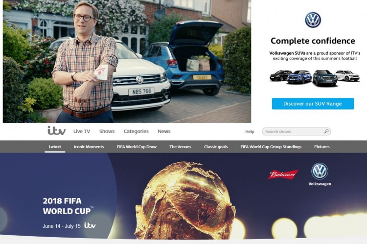 VW'S WORLD CUP ADS