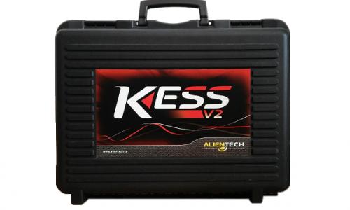 Alientech Kess V2 - Truck Tuning Equipment
