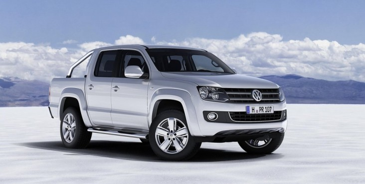 Volkswagen Amarok 2010 - 2016 tuning review
