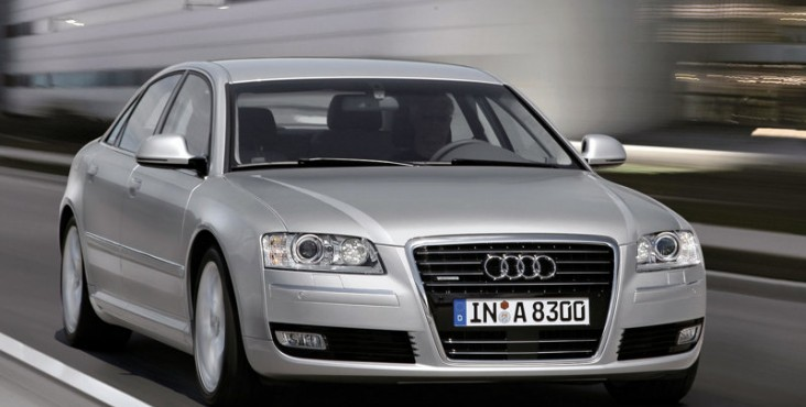 Audi A8 D3 - 2003 > 2010 tuning review