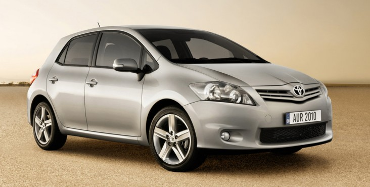 Toyota Auris tuning review