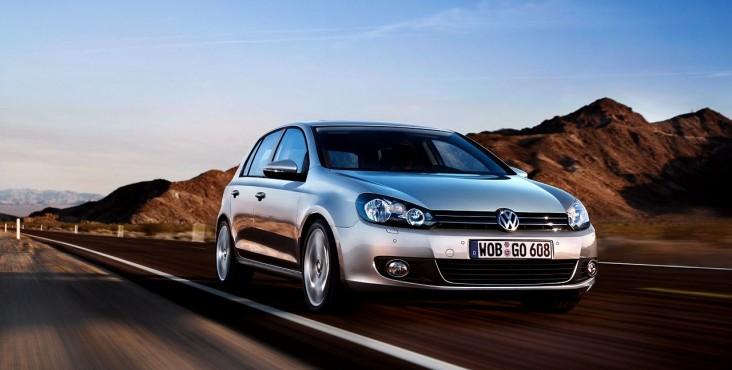 Volkswagen Golf VI 2008 - 2012 tuning review