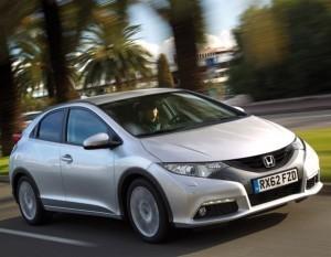 Prova Honda Civic scheda tecnica opinioni e dimensioni 1.6 ...