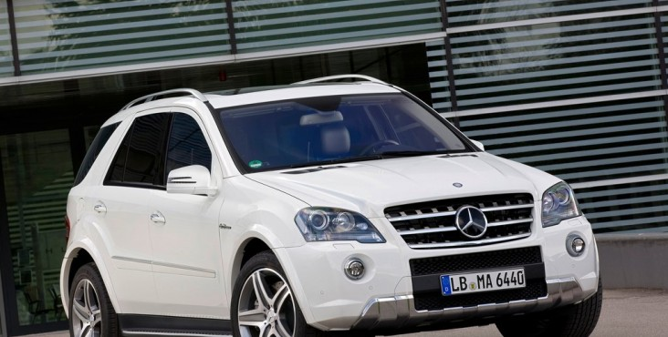 Mercedes ML W165 2011 > tuning review