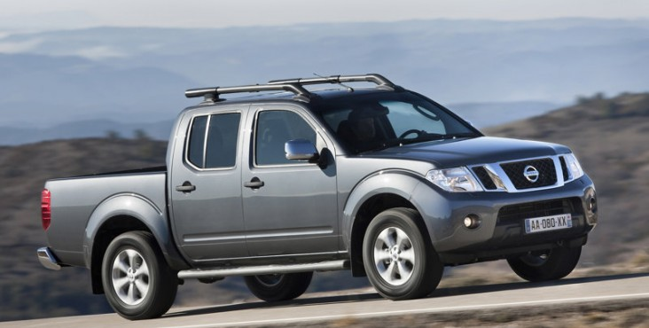 Nissan Navara tuning review