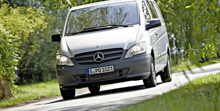 Mercedes Vito 2010 > 2014  tuning review