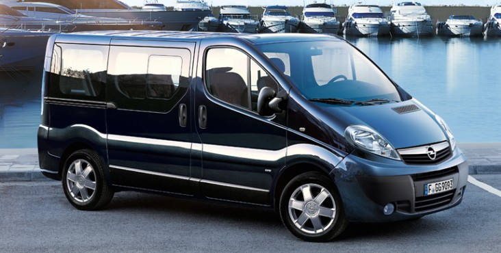 Vauxhall Vivaro > 2014 tuning review